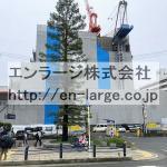 仮称)香里園駅前ビル・事務所4F約150坪・2019.2竣工予定♪ J161-038D1-083