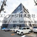 八幡久保田工場・1.2.3.4F約664.89坪・各階2.8tクレーン2基有。Y126