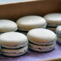 Chai Tea and Chocolate Macarons