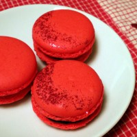 Christmas Special 3: Macarons with Christmas Spices