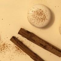 Cinnamon Macarons