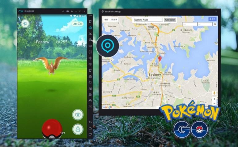 Nox App Player Pokemon Go Version go desktop Two Ways to Play Pokemon GO on Desktop using KEYBOARD! Nox App Player Pokemon Go Version