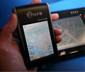 First mass-produced Russian GLONASS/GPS navigator