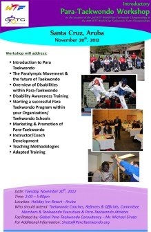 Microsoft Word - Introduction_to_Para-Taekwondo_Workshop_-_Aruba