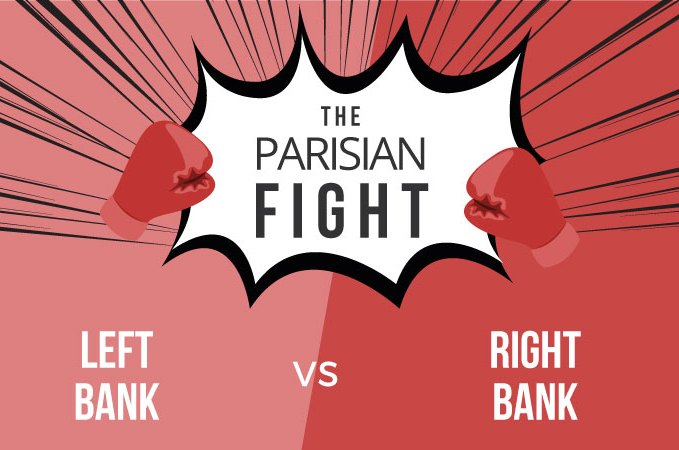 Fight : Left bank VS Right bank