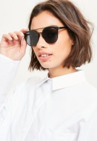 lunettes-de-soleil-noires-rondes-monture-mtal-200x290