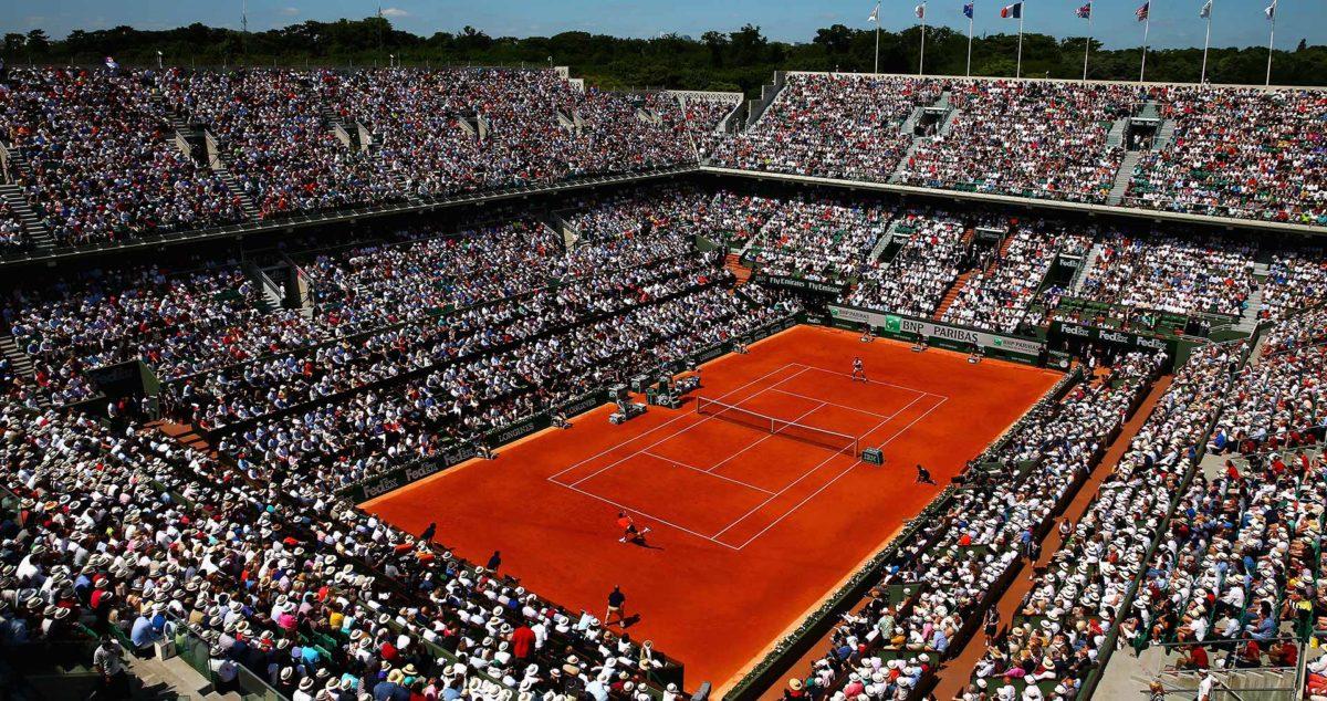 Roland-Garros From ATP World Tour