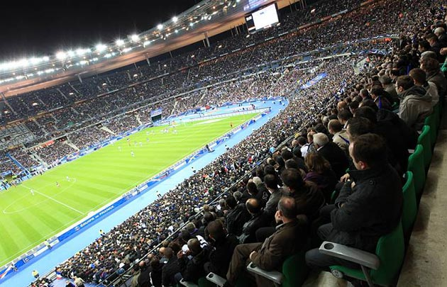 Stade de France   Paris tourist office Stade de France Member