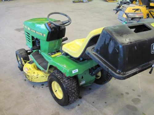 Medium Of John Deere Stx38