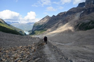 Lake Louise Hiking