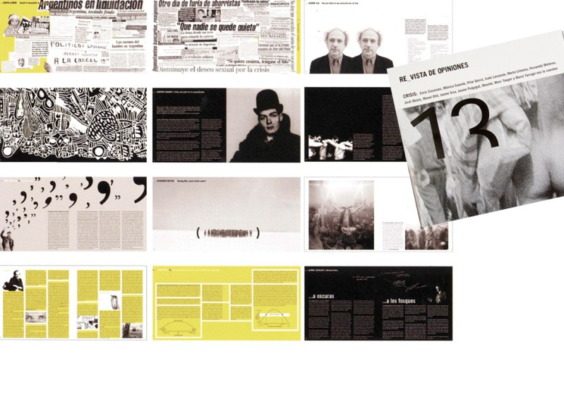 REVISTA 13. PROYECTO PERSONAL Ilustraciones, textos y coordinación editorial