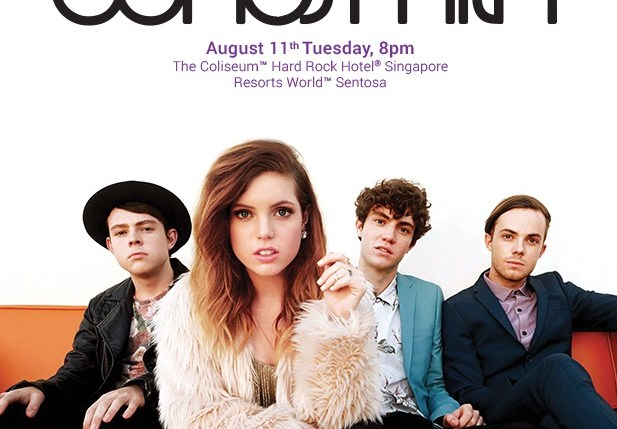 Echosmith Live in Singapore 11 August