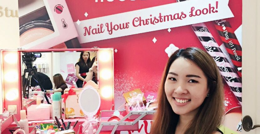 etude house singapore christmas 2015 blogger event 016