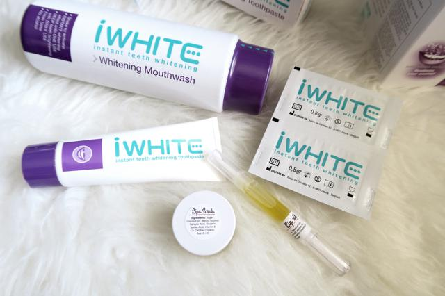 IWhite Mouthwash Toothpaste Whitening Blog Review_0004