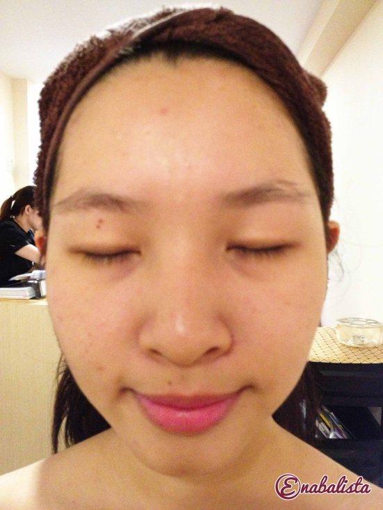 Ena Glomax Facial Review 6