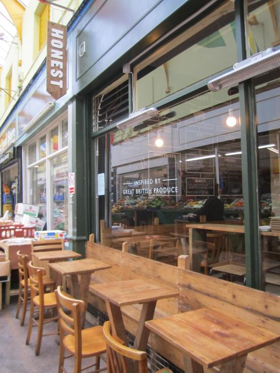 Ena London Honest Burgers 2