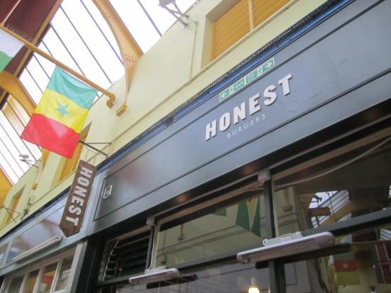 Ena London Honest Burgers