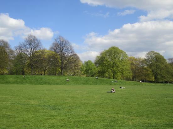 Ena London Park Grounds
