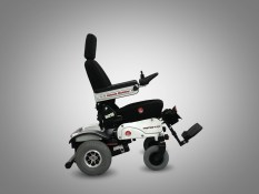 Power wheelchair Redefining the Lifestyle - PRISTINE FLEX - With world's first Split Frame Technology