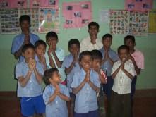 Arvi Trust children prayer time image