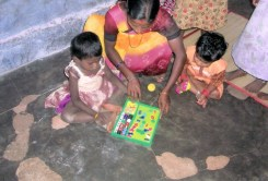 Arvi Trust children education time image