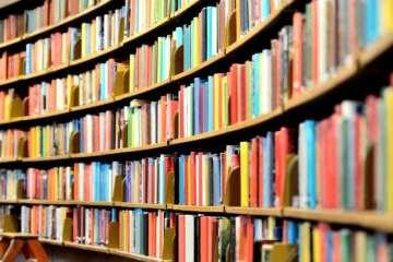 βιβλία βιβλιοθήκη