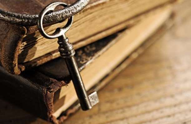 κλειδί βιβλία γνώση