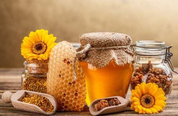 πρόπολη μέλι