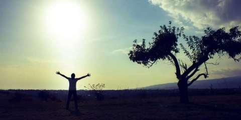 τοπίο ευτυχία συναισθήματα