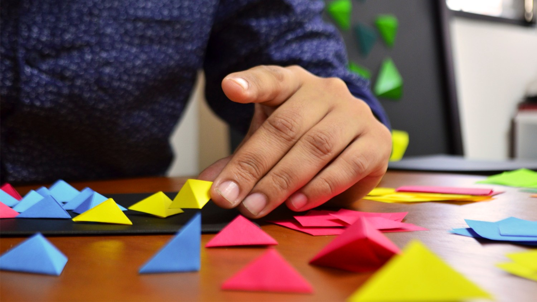 Arte origami venezuela javier miranda