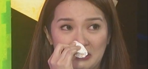 [VIDEO] Kris Aquino Cries While Thanking, Apologizing to James Yap 2