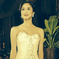 LOOK: Kim Chiu's Gown For 8th Star Magic Ball 2014