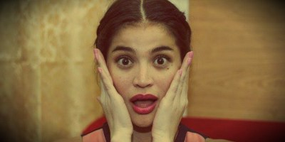 Anne Curtis Slipped Off on Stairs