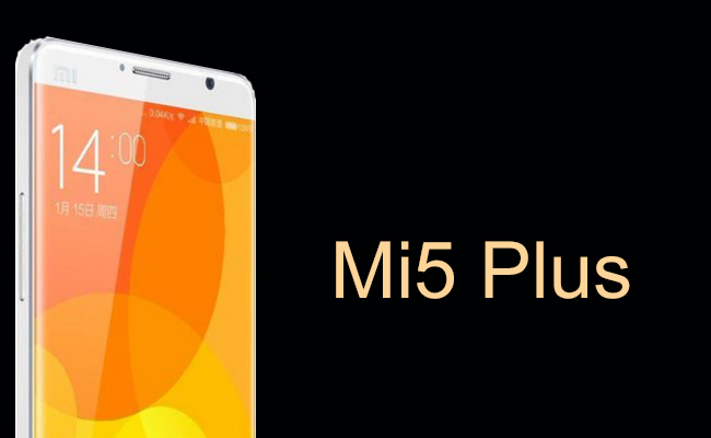 Xiaomi Mi5 Plus Official Philippine Price is PHP 18,900 .00