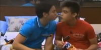 Bailey and Kenzo Kissing In Front of Camera, Netizens React