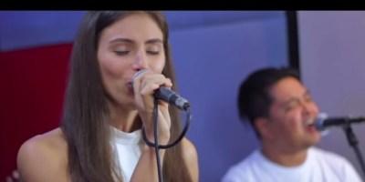 Russian Girl Sings Bakit Ngayon Ka Lang
