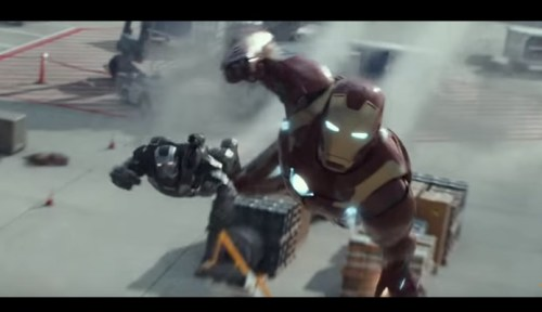 [VIDEO] Captain America Civil War Movie Official Trailer