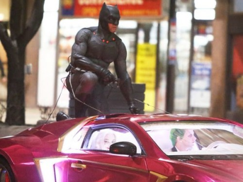 [VIDEO] Suicide Squad Movie – The Joker's Car Official Trailer