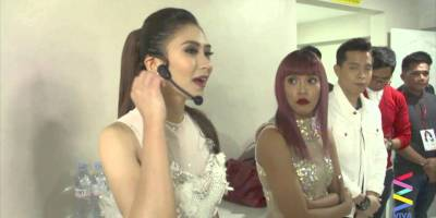 WATCH: Sarah Geronimo Bonding with fFns before the Concert