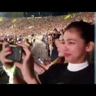 Why Maine Mendoza Became Emotional At Coldplay Concert?