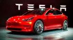 La fabricación del Tesla Model 3 ya está reservada hasta mediados de 2018