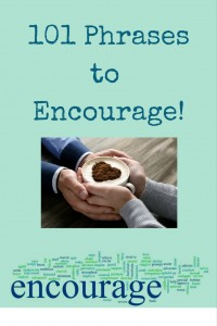 101 Phrases to Encourage