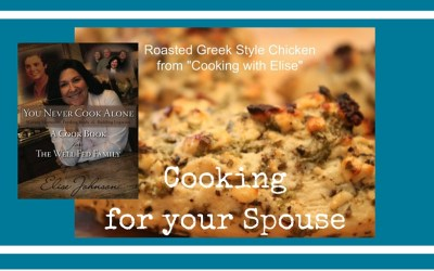 Cooking with Elise – Greek Style Chicken Marinade