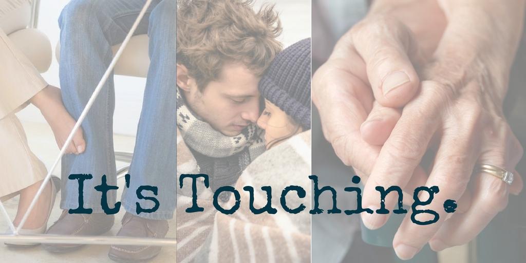 It's Touching