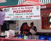 The Pizzarogi: a Pierogi and Pizza Hybrid