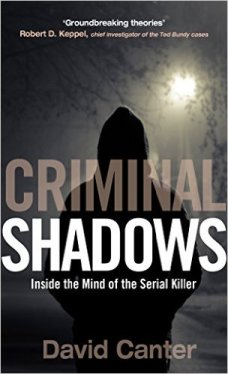 analyzing the book criminal shadows by david canter Click on a faculty member's name to reveal a list of his or her publications j lawrence aber ikuko acosta  david j elliott erin embry allen.