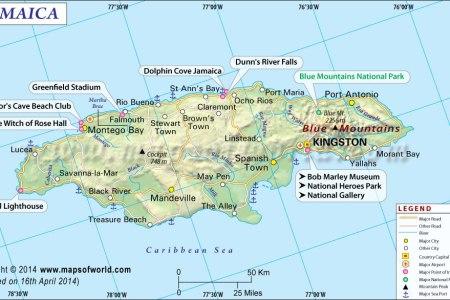 map of jamaica ?w=558
