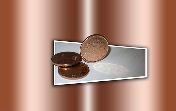 Canadian Pennies Web