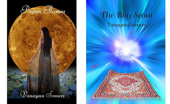 Vanayssa Somers - Successful Author at Age 72