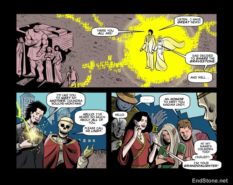 14.07 Endstone Comic